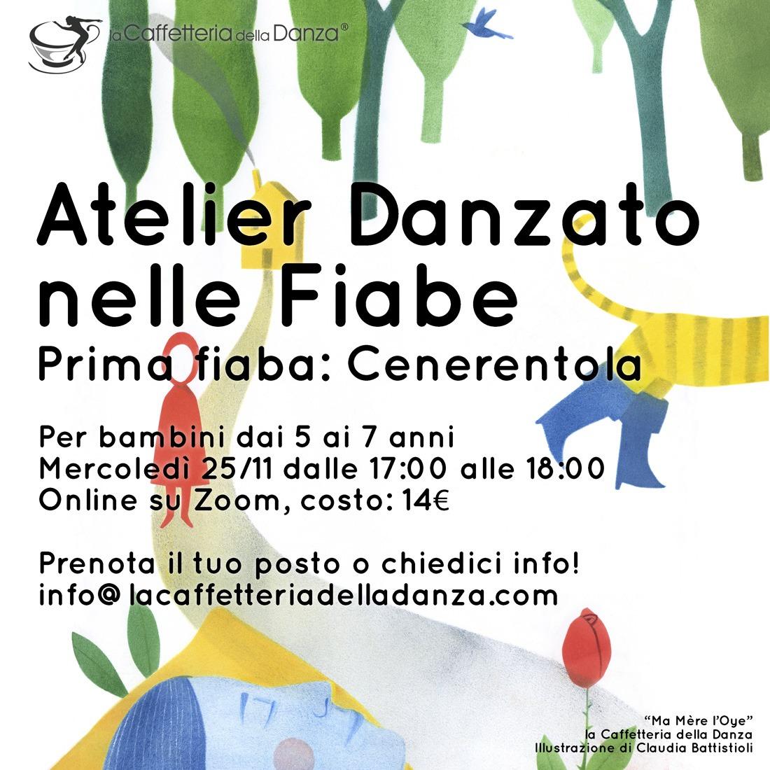 Atelier Fiabe - CENERENTOLA